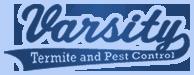 Varsity Termite and Control Logo